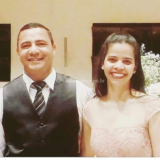 Marcelo e Kelly