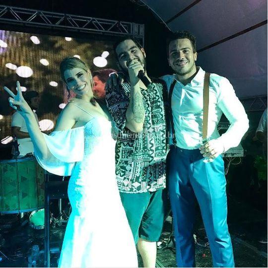 Casamento Pâmela e Diego