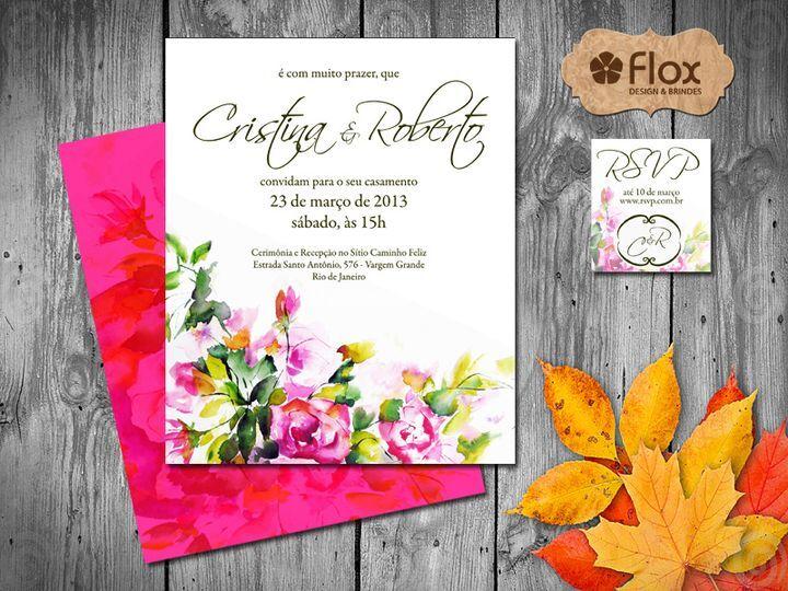 Convite com Cartão individual