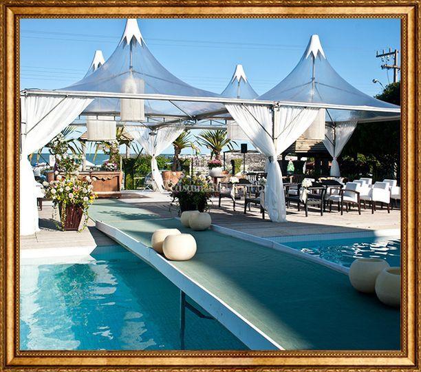 Eventos na piscina