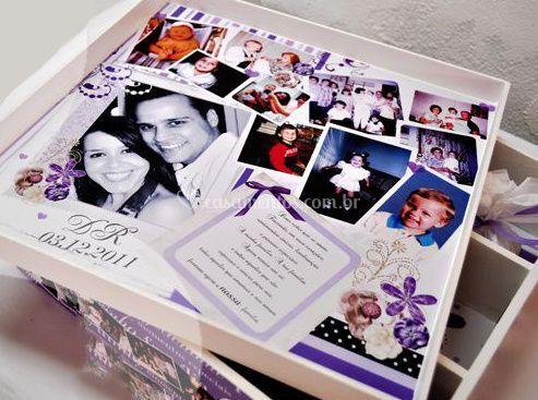 Caixa de memórias