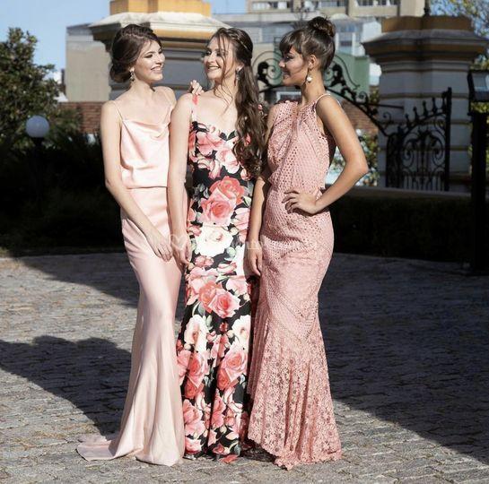 Vestidos para Madrinhas