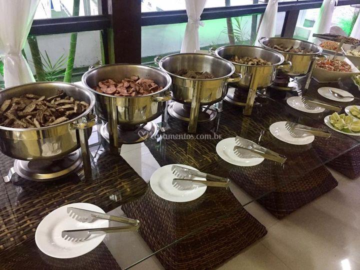 Buffet Hamad