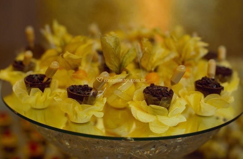 Mousse de amarula