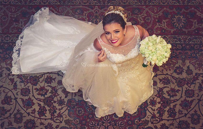 Noiva Ana Paula Casemiro