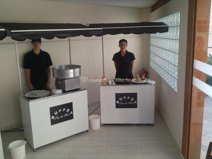 Buffet Luz do Mar