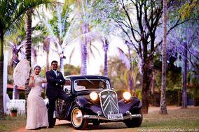 Locação de Carros Antigos para Casamentos