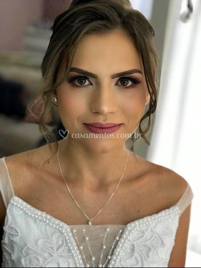 Maquiagem Noiva Civil
