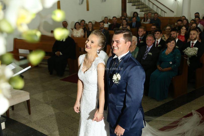 Casamento Dani e Be