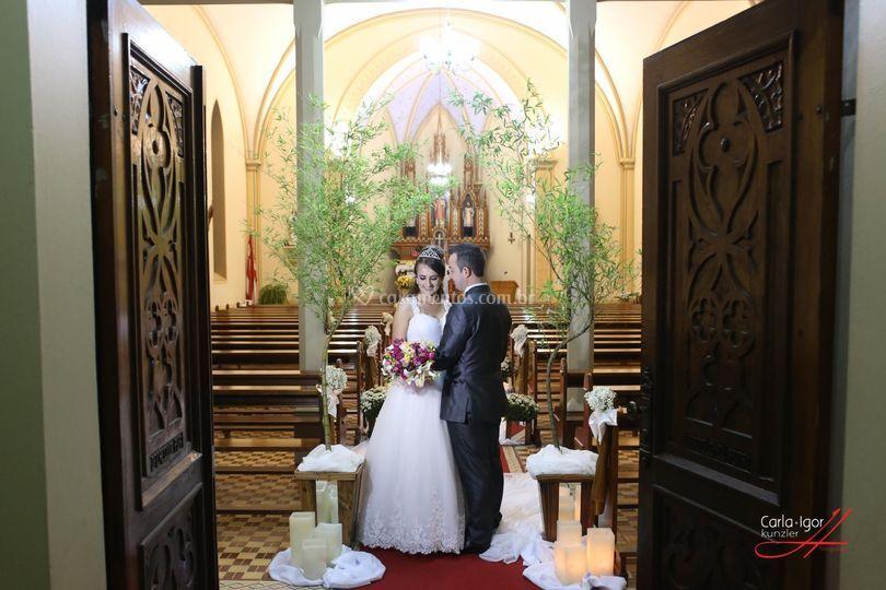 Casamento Claucia e Ederson