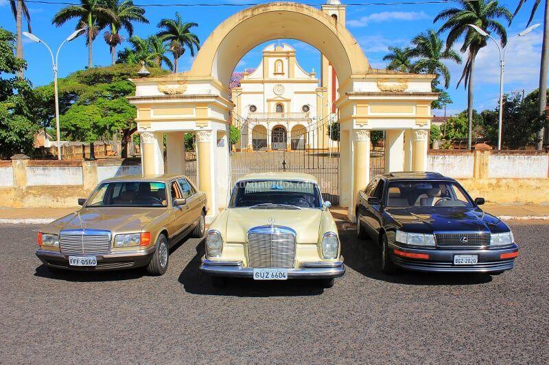 Antique Carros Clássicos