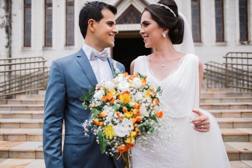 Gravata Borboleta Dois Maridos