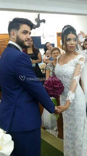 Casamento Débora e Eliezer