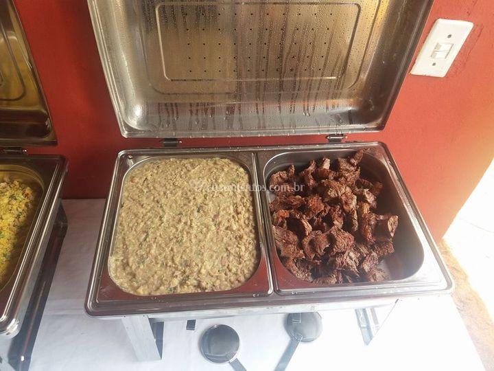 Pratos quentes