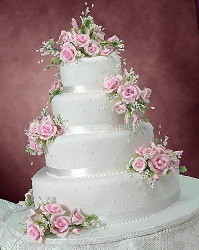 Maquete bolo tradicional
