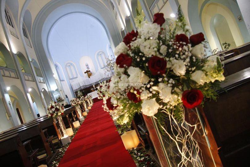 Decor igrejas e capelas