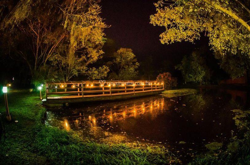 Ponte Iluminada
