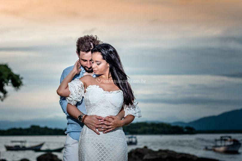 Ensaio Pré Wedding Guaratuba