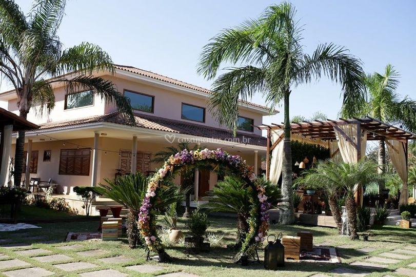 Casa Di Lucca Jardins