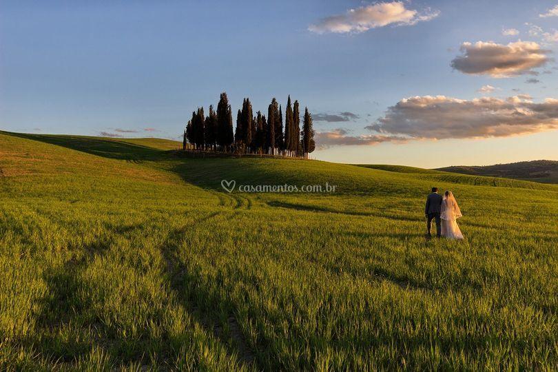 Região de Toscana (Ita)