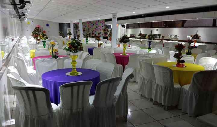 Espaço Livre Salão de Festas