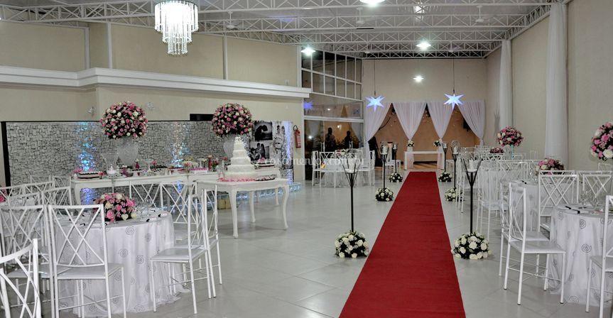 Casamento - cerimonia no local