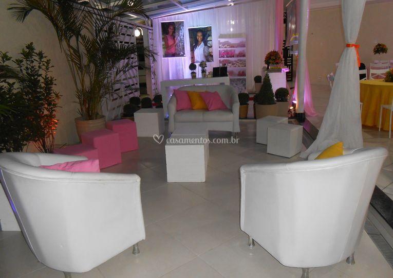 15anos - espaço lounge