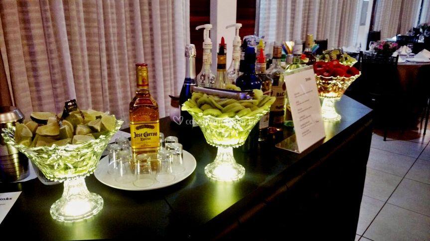 Bar de tequila