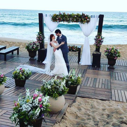 Casamento flavia & marco
