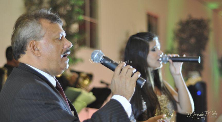 Marcelo Melo e Josy Gomes