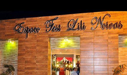 Espaço Fest Lili Noivas Decorações
