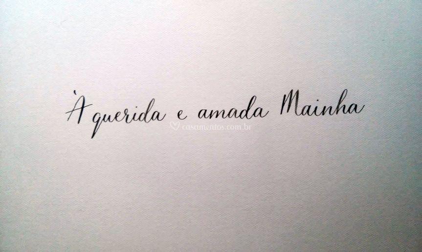 Letra moderna