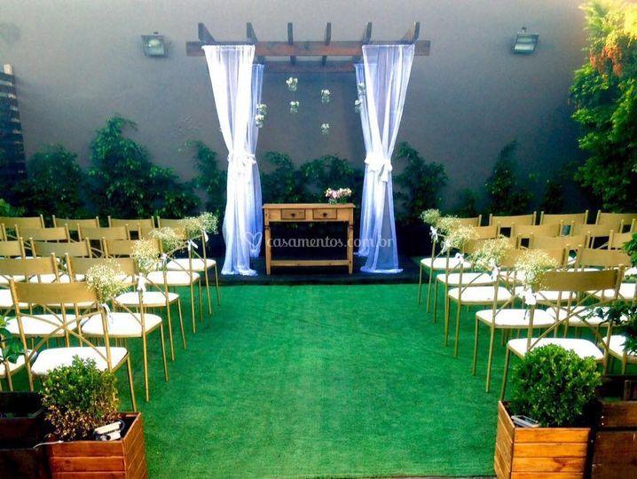 Casamento Laico, filial