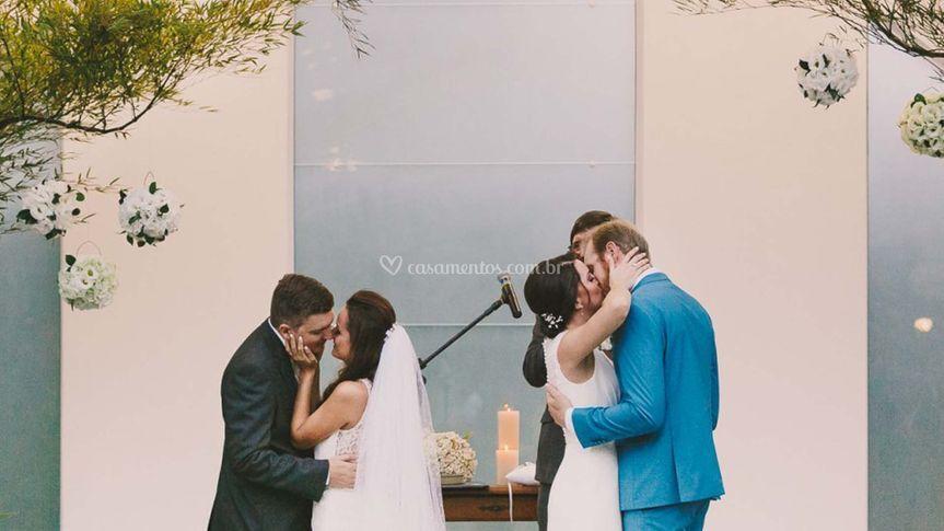 Casamento Duplo