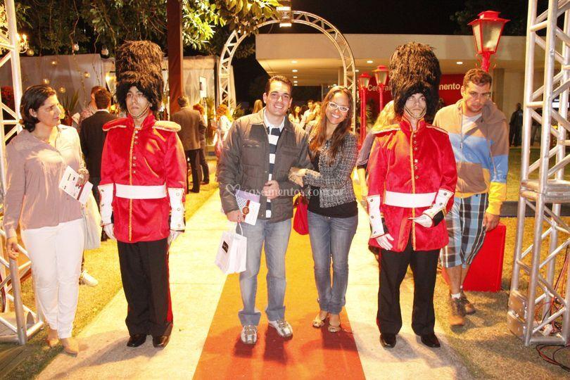 Soldados ingleses
