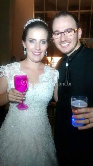 Casamento Novo Horizote 2016
