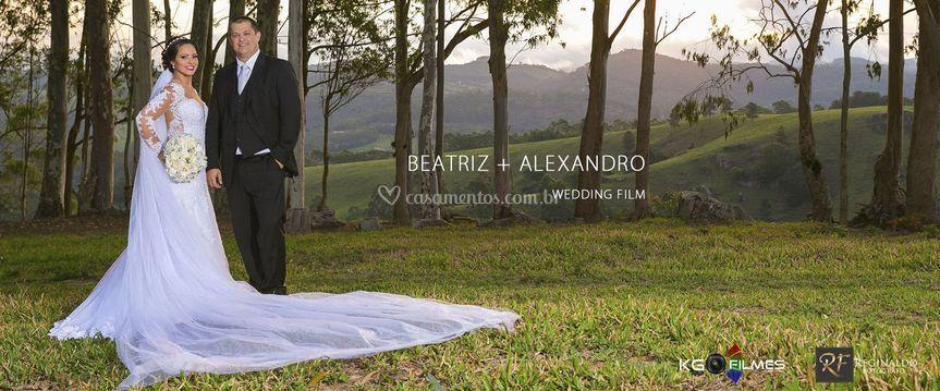Beatriz e Alexandro - DM