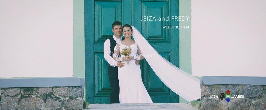 Jeiza e Fredy - PE
