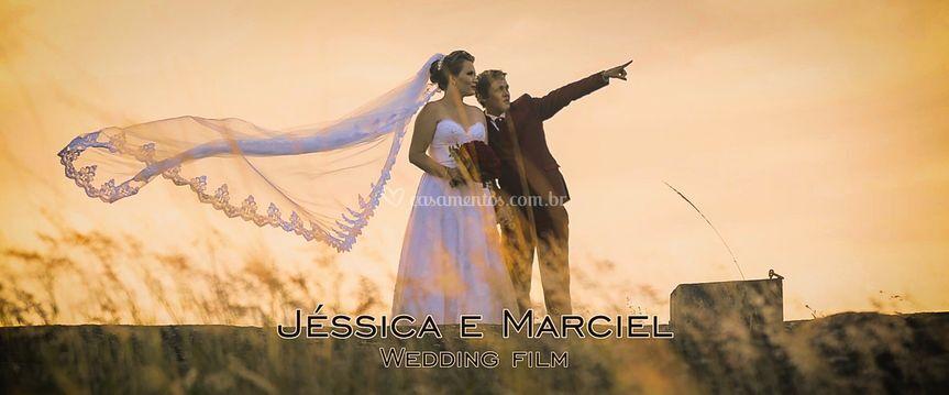 Jéssica e Maciel - Stª Teresa