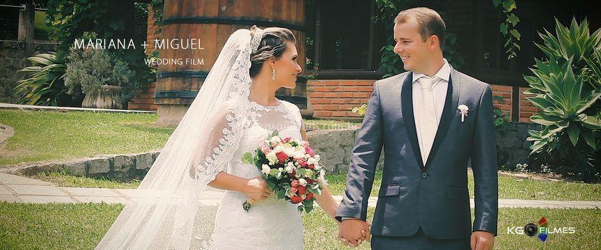 Mariana e Miguel - Pedra Azul
