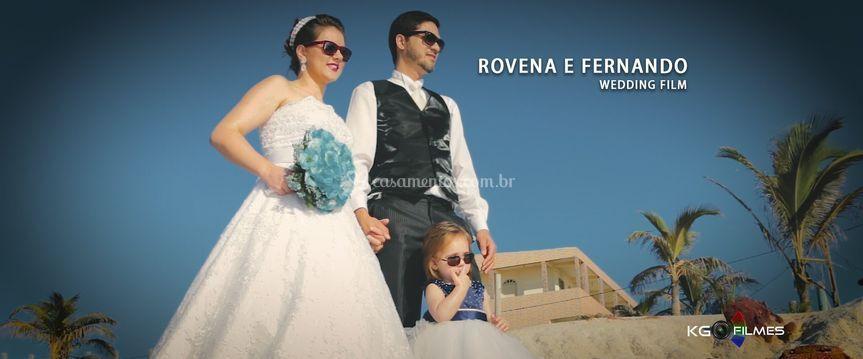 Rovena e Fernando - BA