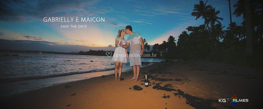 Gabrielly e Maicon - Aracruz