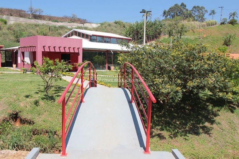 Ponte para entrada
