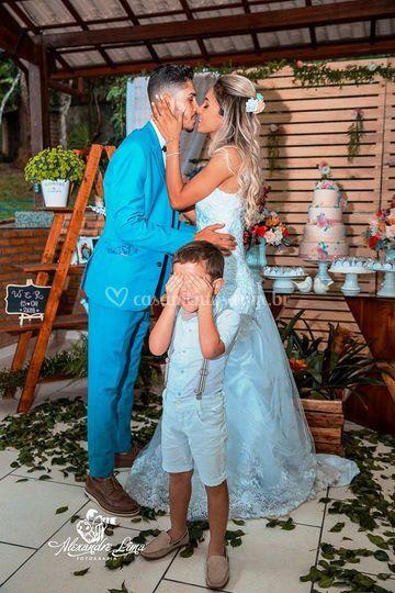 Casamento - Winnye e Rafael