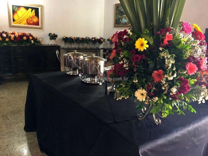 Salão recepção