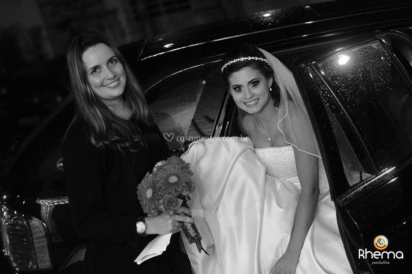 Auxilio a noiva