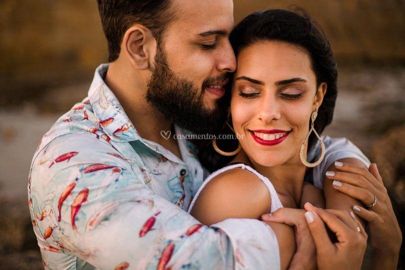 Ensaio Matheus e Ariane