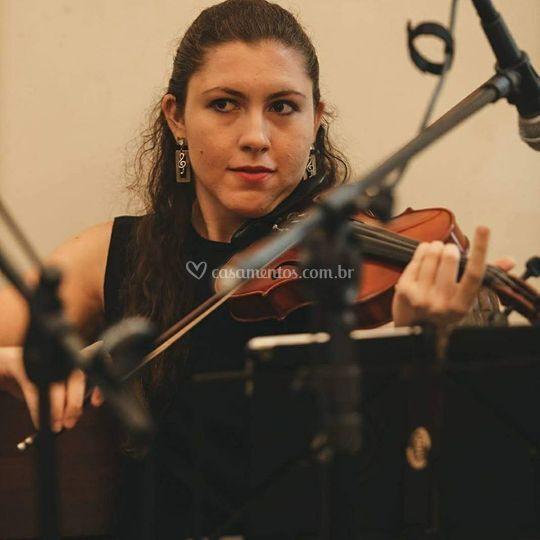 Ao som do violino top