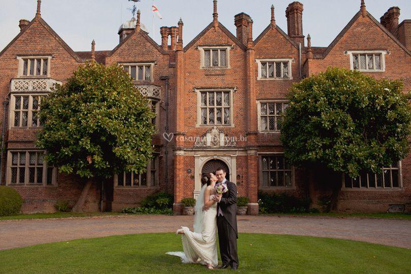 Casamento na Inglaterra