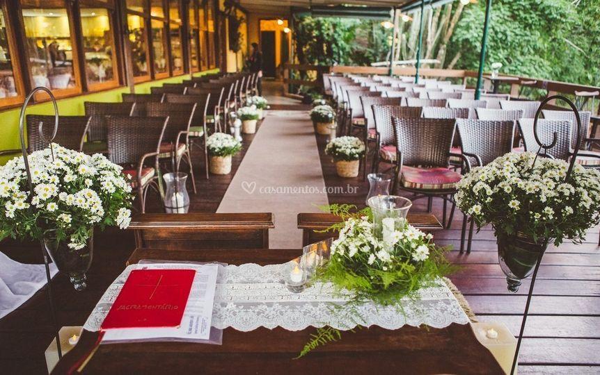 Bouquet Garni Restaurante